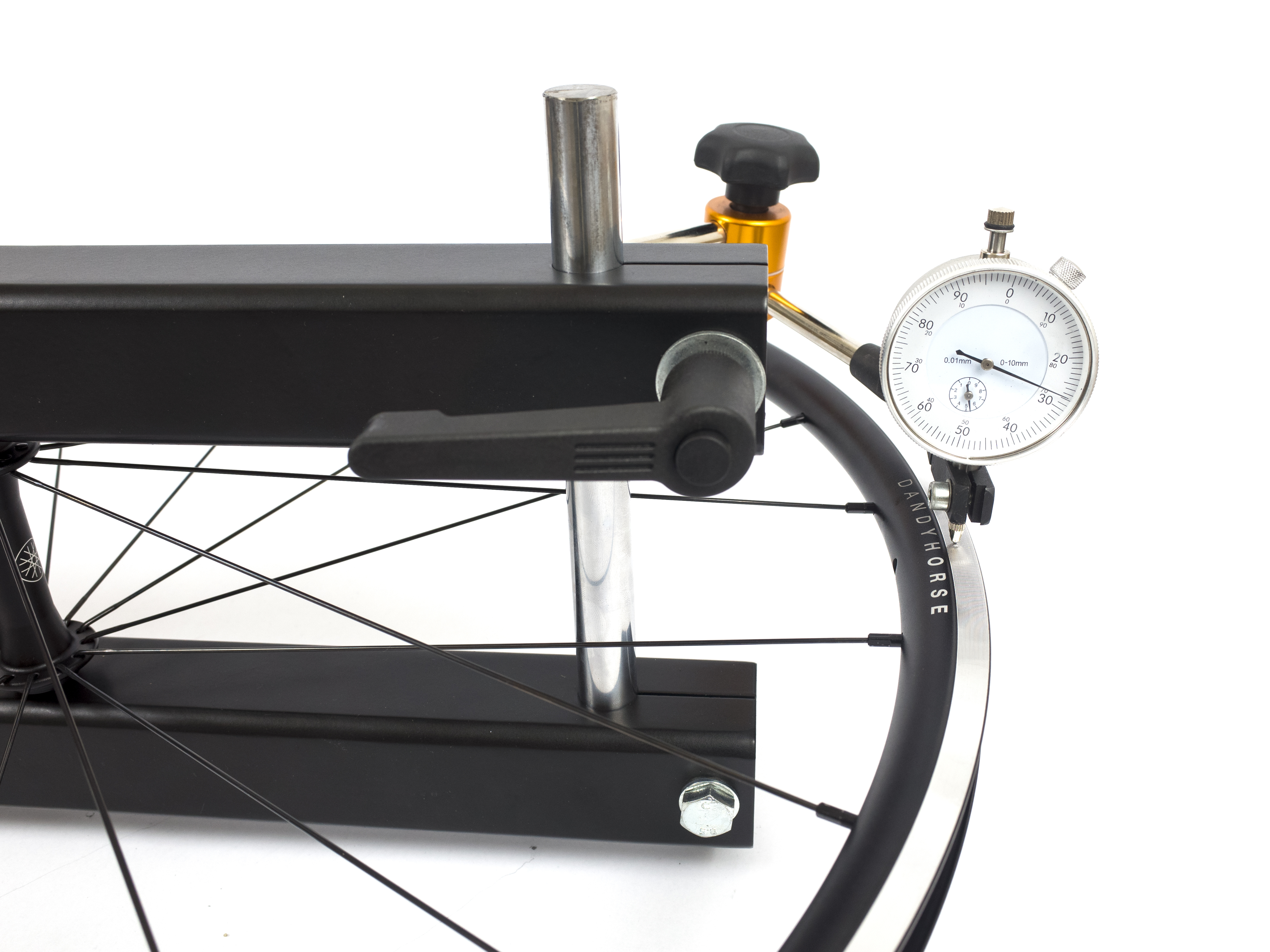 wheel stiffness measure